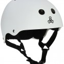 White triple-8 multi-impact helmet size small